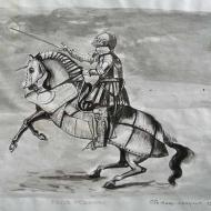 Equus Mediovale 1