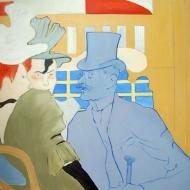 Homage to T. Lautrec