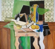 Homage to Braque